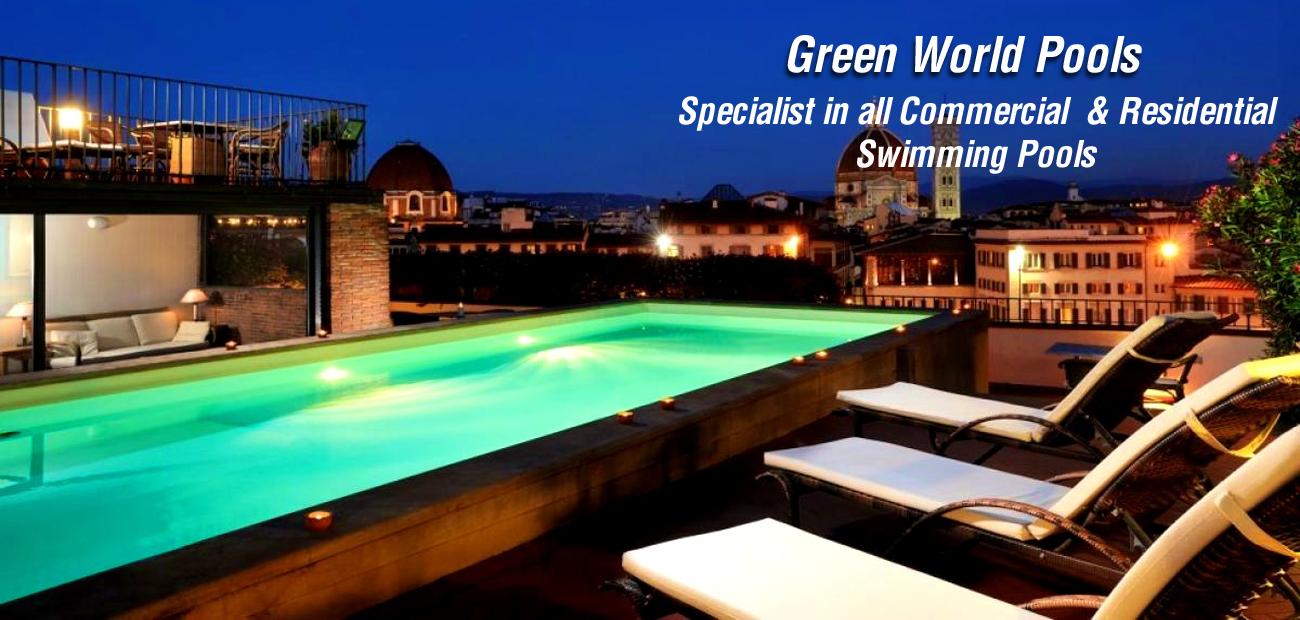 Green world pools uae swimming pool construction company - Swimming pool construction companies in uae ...